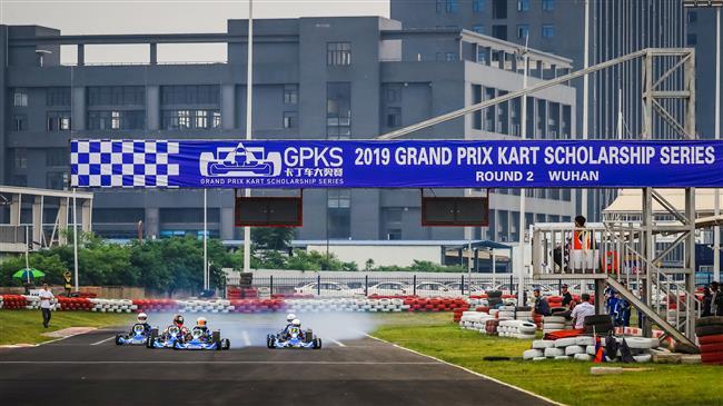 Grand Prix Karting Scholarship Series hitsWuhan