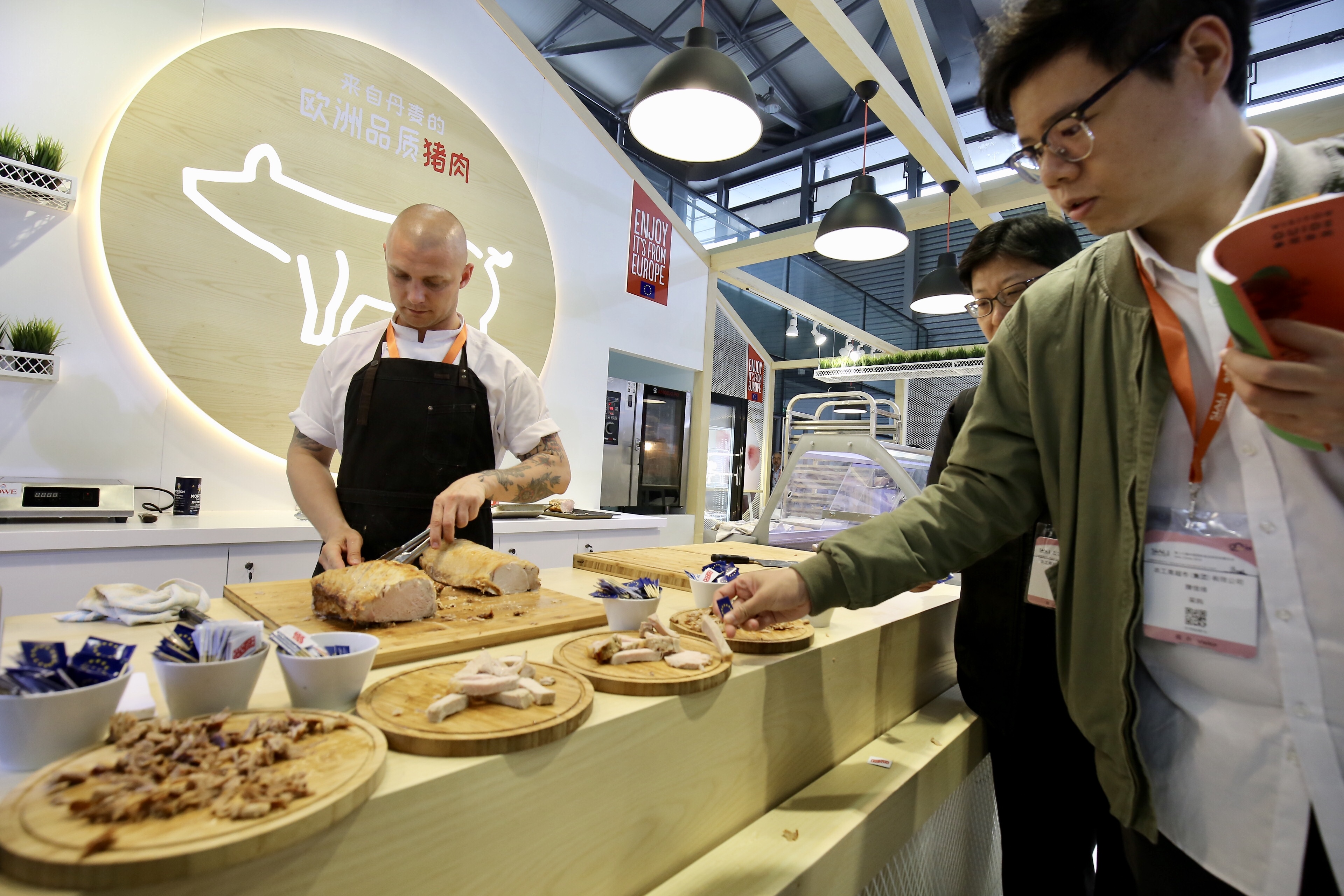 Exporters target Chinese demand for quality