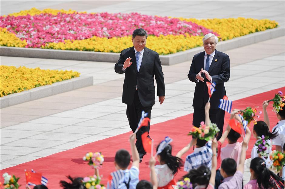 Xi for dialogue among civilizations