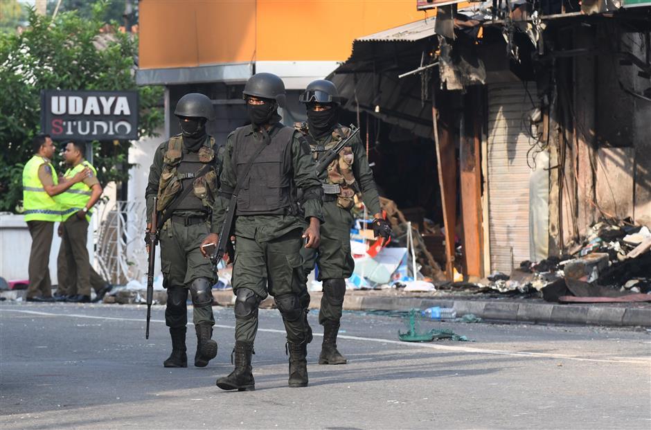 Curfew extended as 1 killed in Sri Lanka