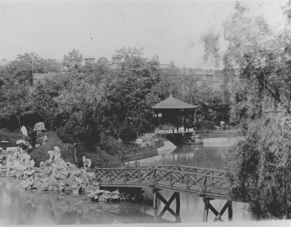 Memory of Aili Garden lives on through its historical tales