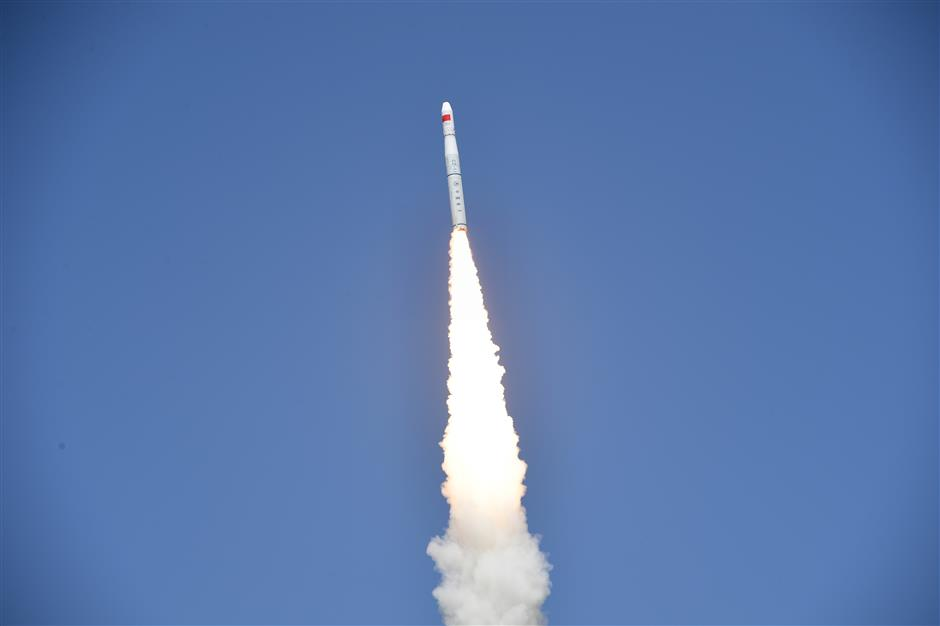 China develops new-generation rockets for upcoming missions