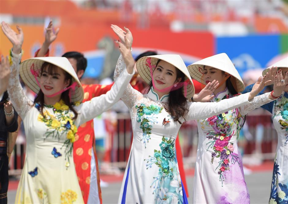Asian Culture Carnival celebrates continent's diversity in thrilling style