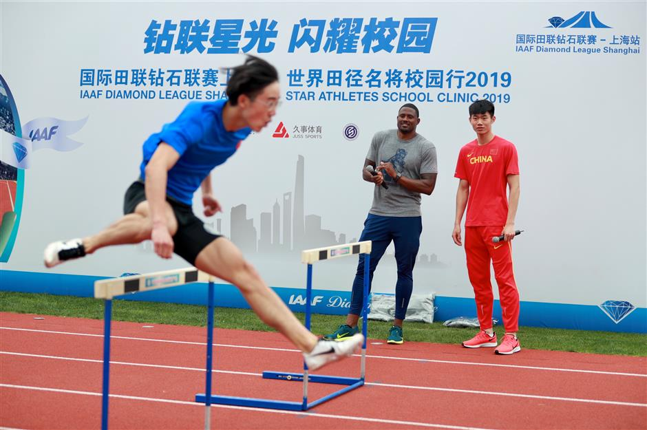 China is 'one man short' in 4x100m relay
