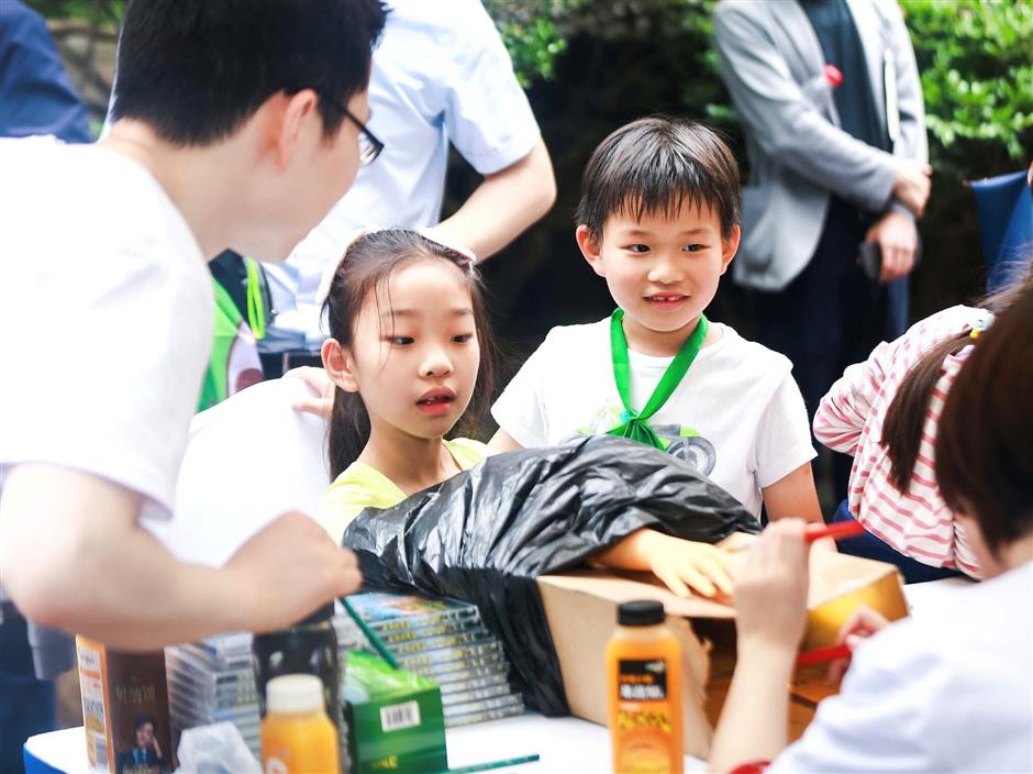 Xuhuipromoting science and Shanghai as an innovation center