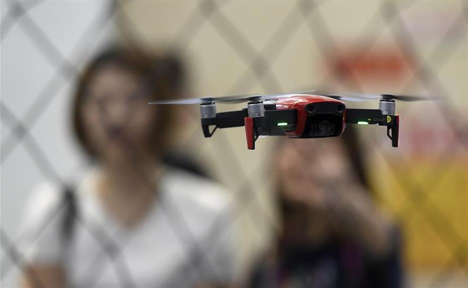 China advances to AI-powered future