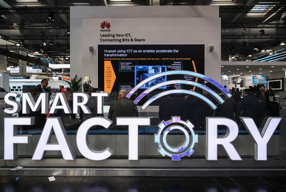 Huawei will use its own chips against US ban: company