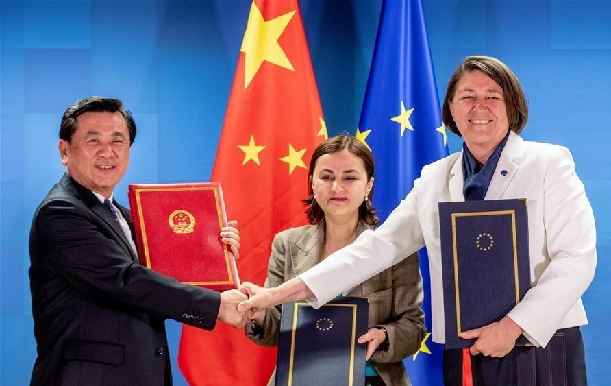 Milestone deal on civil aviation to enhance China-EU cooperation