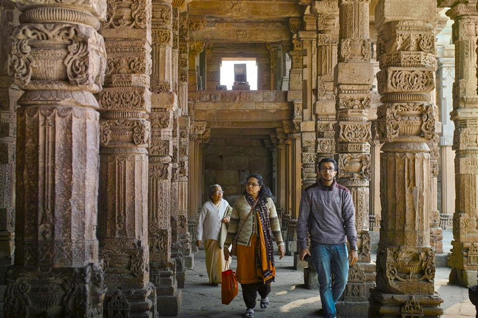 Delhi teems with surprises and color, contrasts and culture