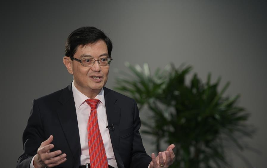 Singapore-China cooperation to grow despite trend of anti-globalization: Singapore deputy PM
