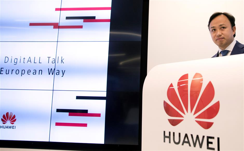 Huawei to roll out 5G 'the European Way'