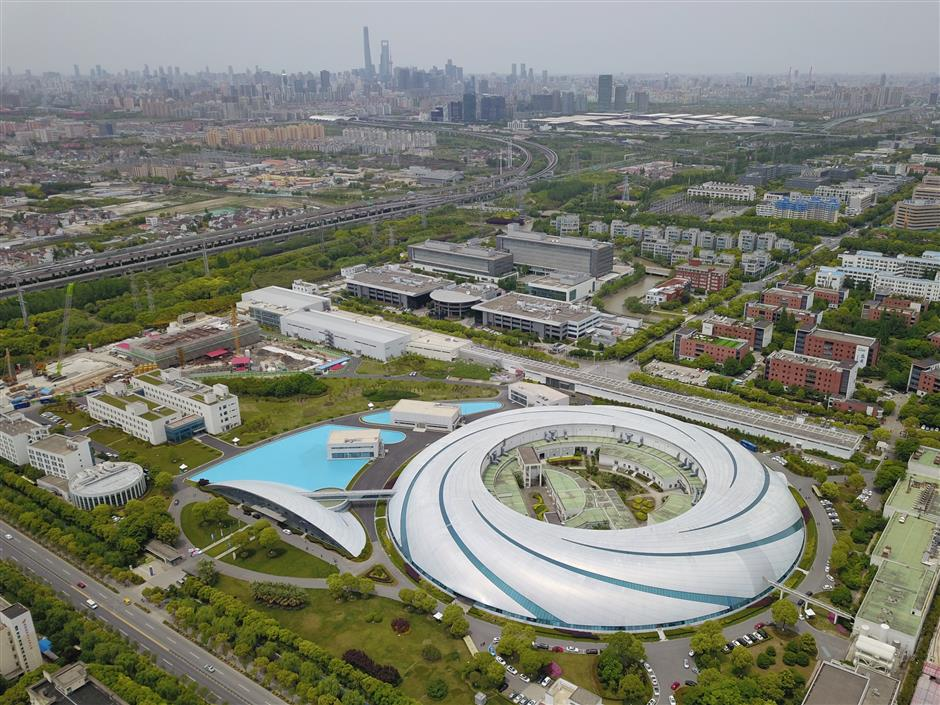 Shanghai to lead the delta in sci-tech push