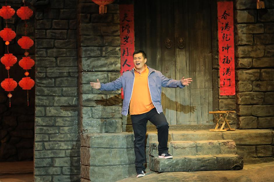 Popular TV show adapted for operatic stage
