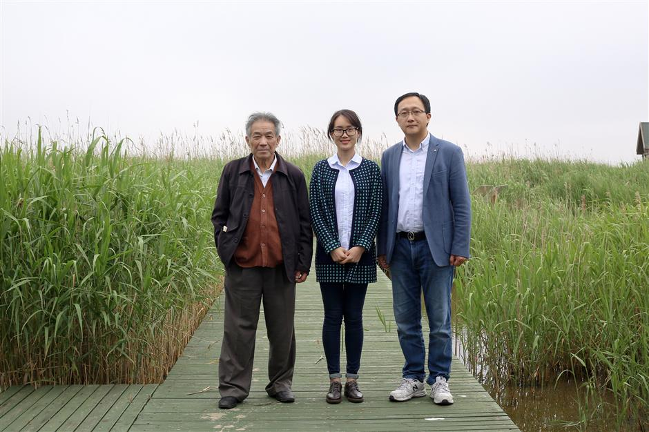 Preserving the Yangtze River Basin's biodiversity