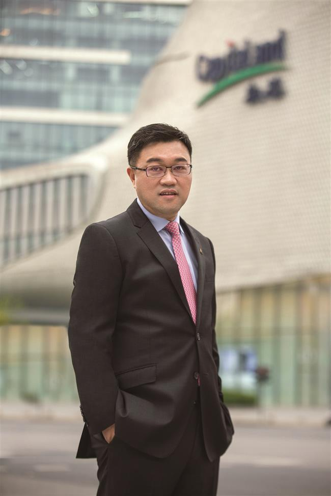 25 years on, and CapitaLand still going strong in China