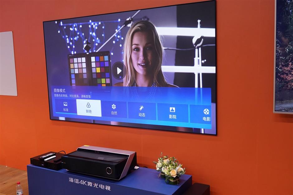 Brighter pictures for Chinese TVs