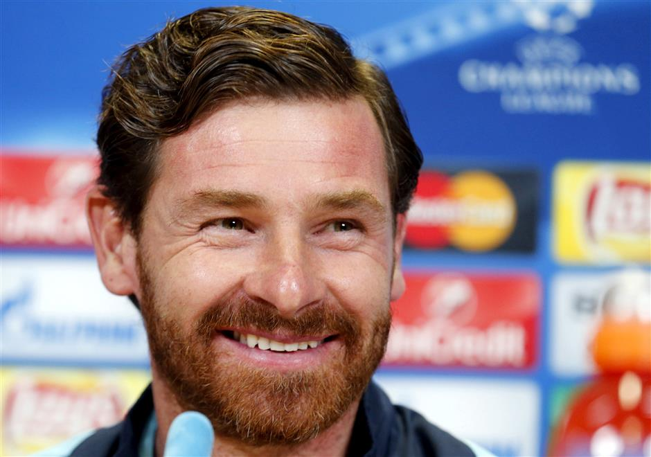 Marseille gambles with move for ex-SIPG boss AVB