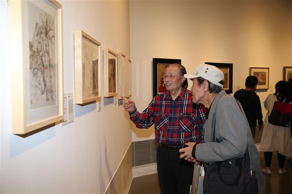 Exhibit lifts lid on haipai art history