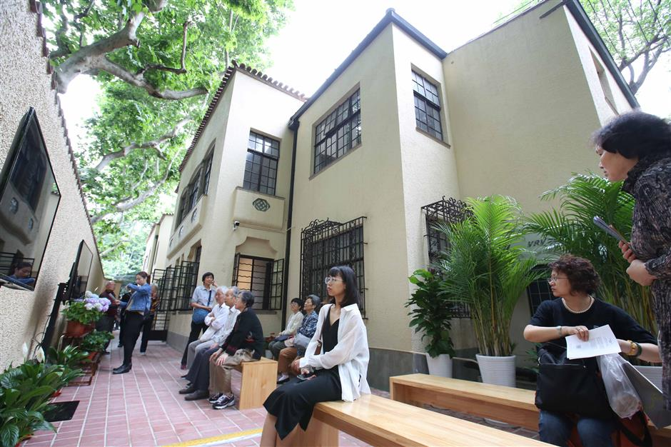 Buildings open for heritage day