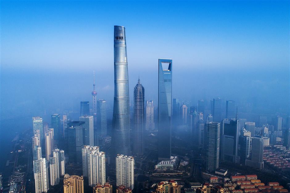 Drop in city's main air pollutant