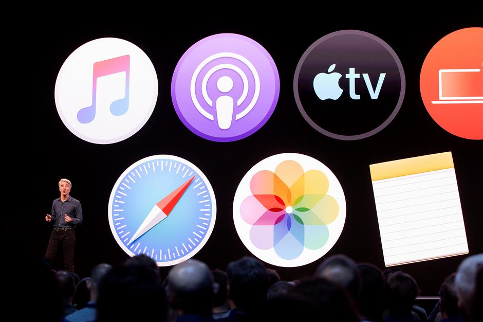 Apple leaves iTunes behind as it harmonizes software