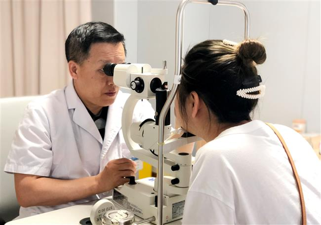 Surgery offers better vision for future