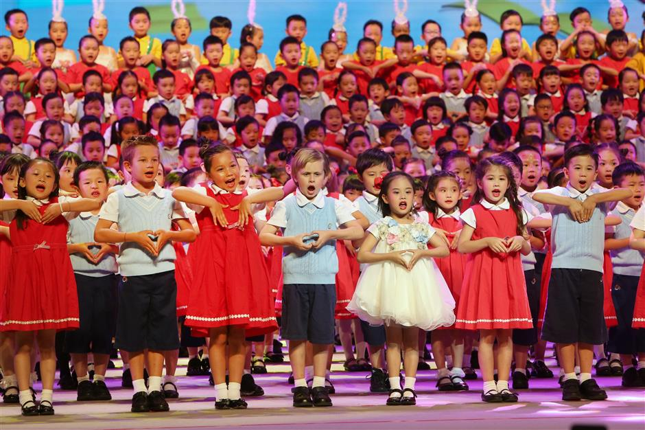 'Children's innocence, unadulterated love'