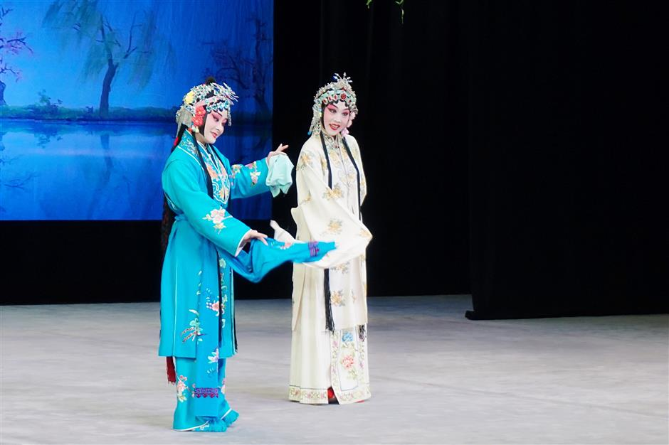 Xuhui District marks Cultural and Natural Heritage Day