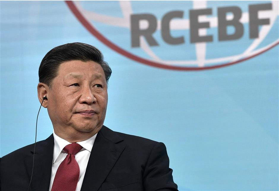 Chinese president returns to Beijing after state visit to Russia, 23rd St. Petersburg International Economic Forum