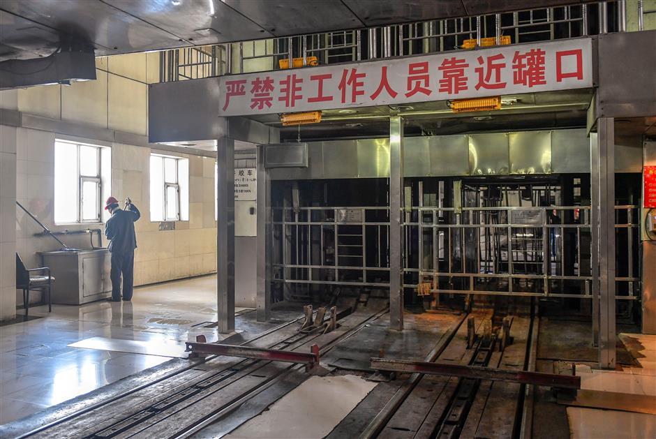 Rock burst kills 9 in northeast China province