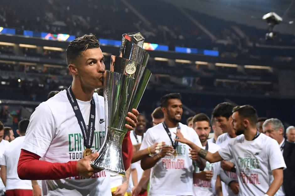 Portugal's Nations League triumph