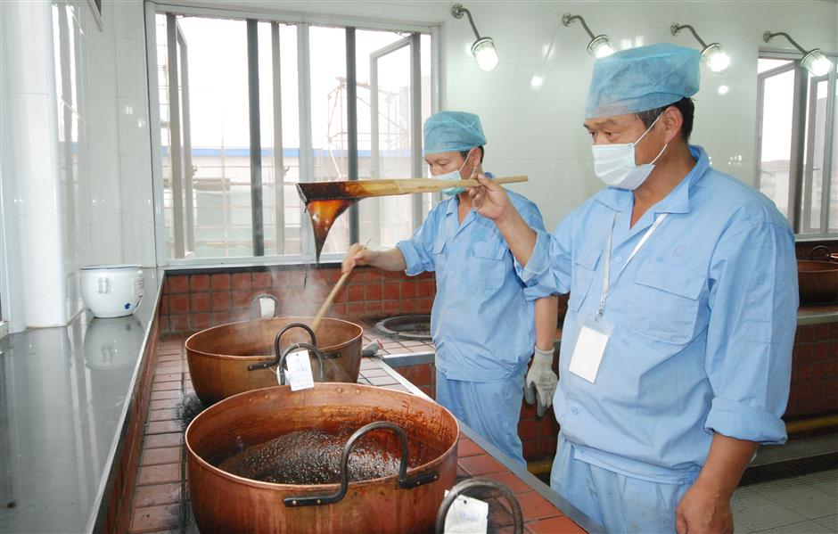 TCM pharmacy breaks the mould with herbal paste system