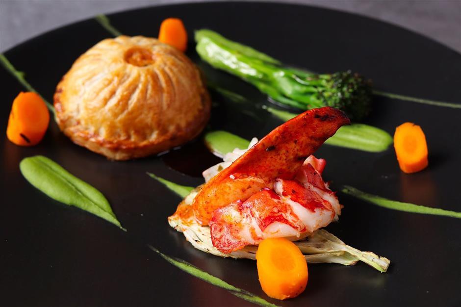 Peruvian brunch, lobster Wellington and White Rabbit's ambitious venture