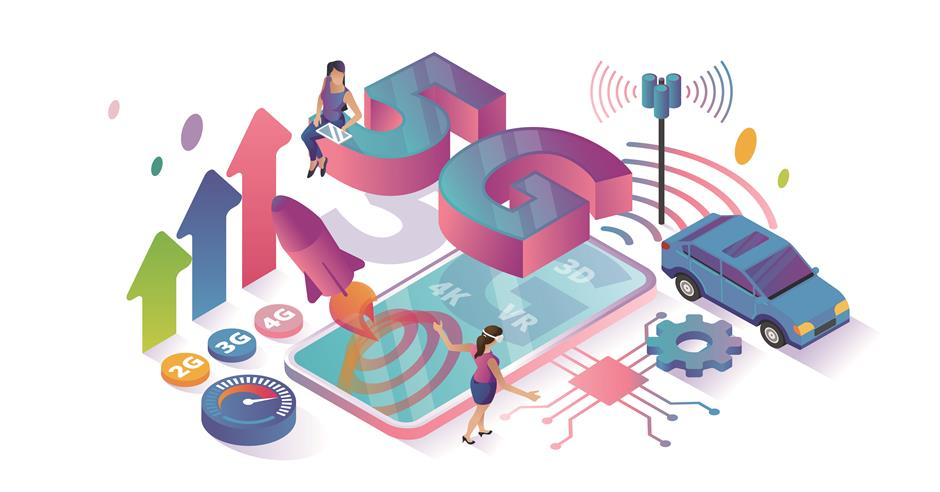 Faster, smarter: 5G takes us into the future