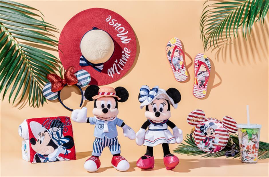 Disney celebrates summer