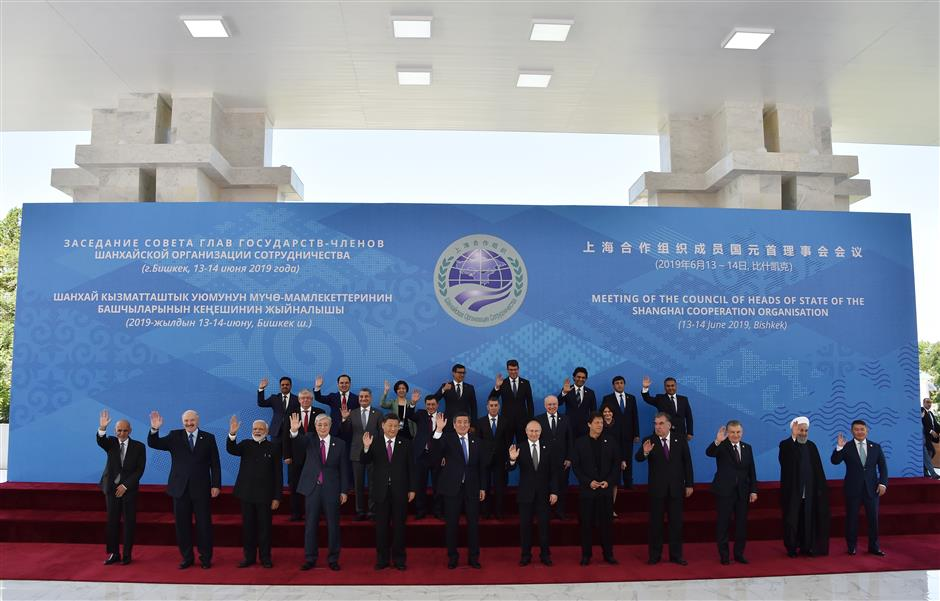 SCO members pledge to further efforts to expand pragmatic cooperation
