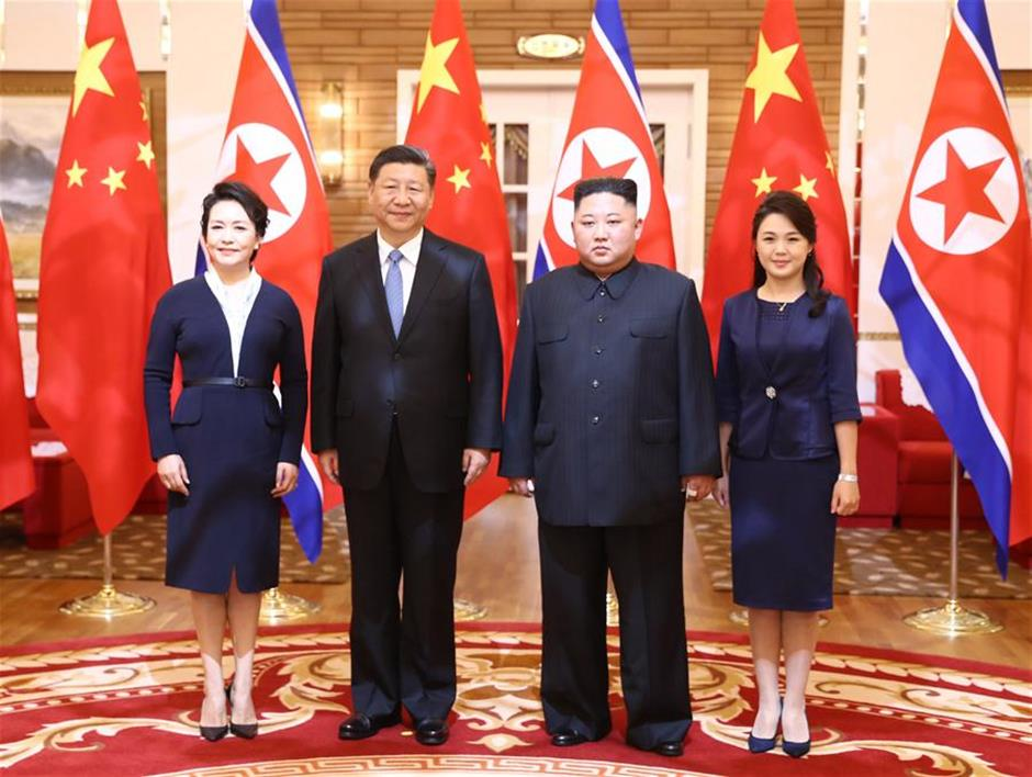 Xi's DPRK visit writes new chapter of friendship, promotes peninsula stability