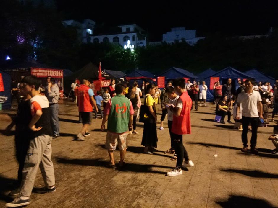 31 injured in Sichuan 5.4-magnitude quake