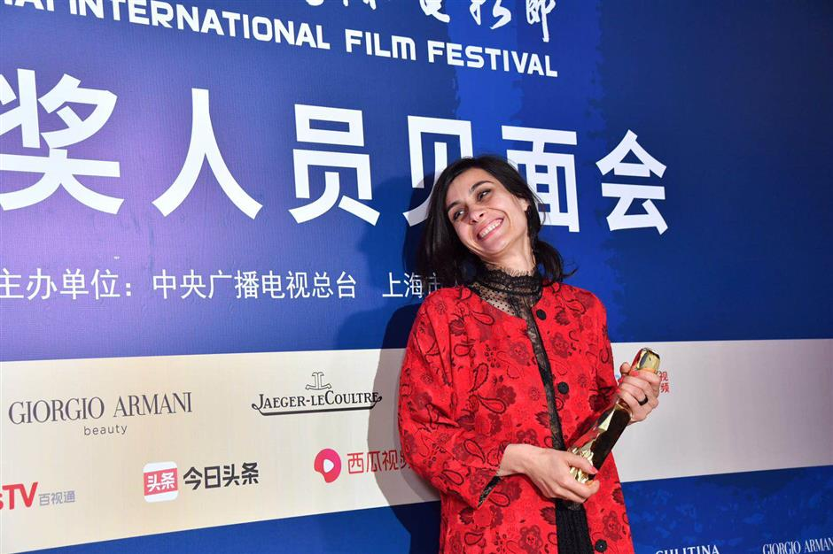 'Castle of Dreams' from Iran wins the best film award at SIFF
