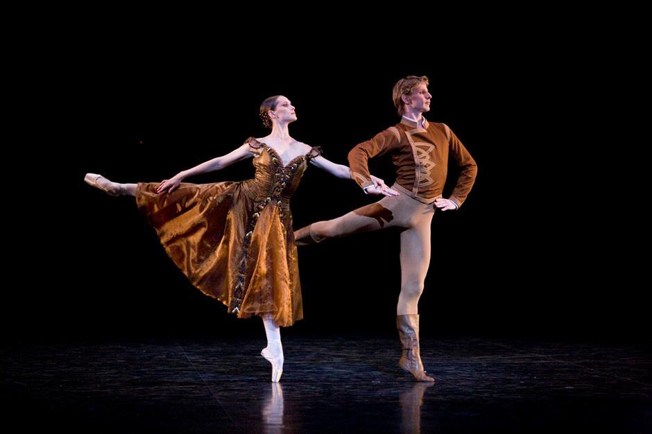 Paris Opera Ballet returns with new treats
