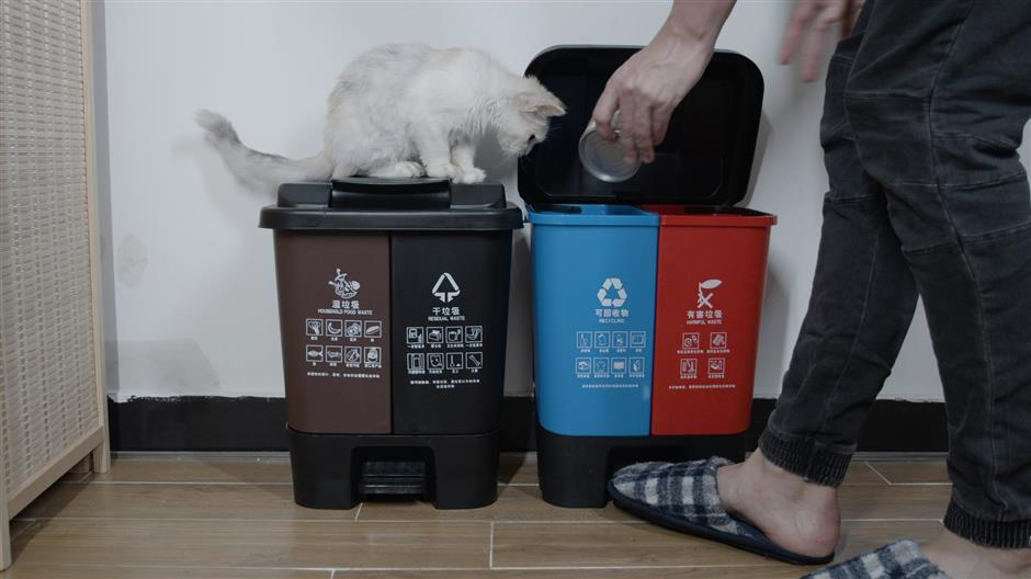 Hints and tips to make garbage sorting more fun, and more easy