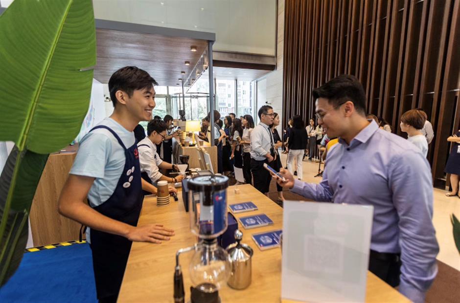 UOB pop-up showcases Yunnan coffee
