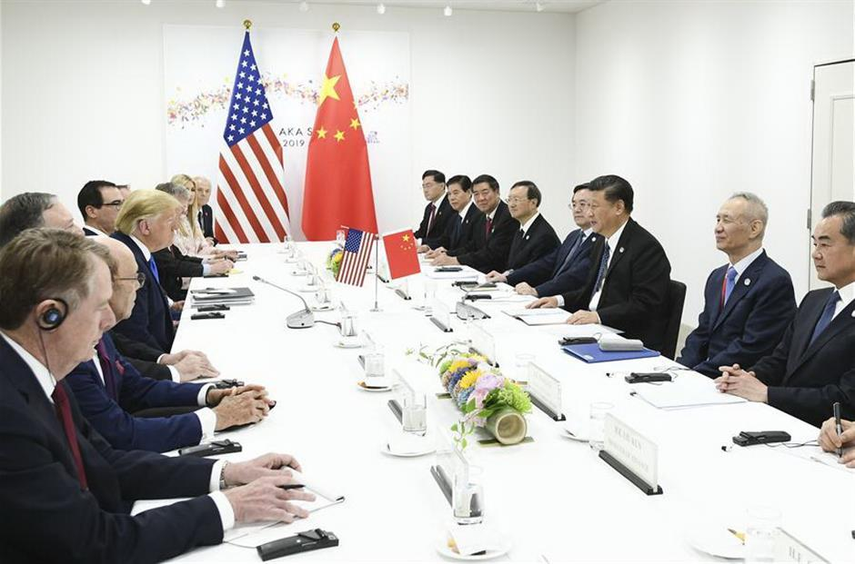 Xi, Trump agree to restart China-US trade consultations