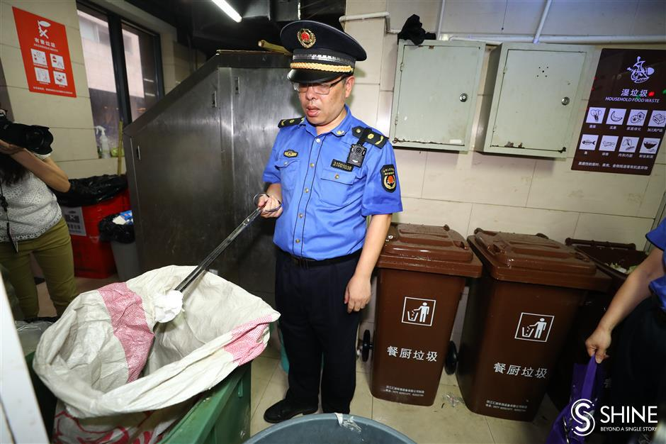 Over 600 notices served as garbage sorting regulations take effect