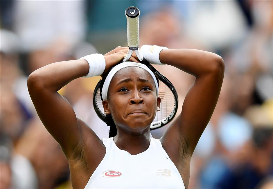 Gauff ready to prove win over Venus not a one-off
