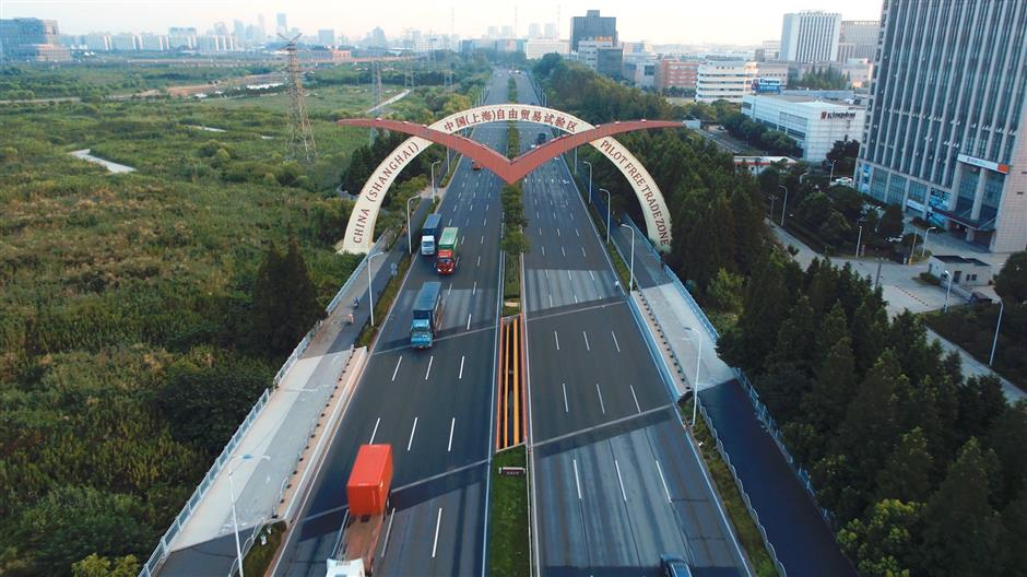 Hongqiao set to become a business and trading hub for Yangtze Delta integration