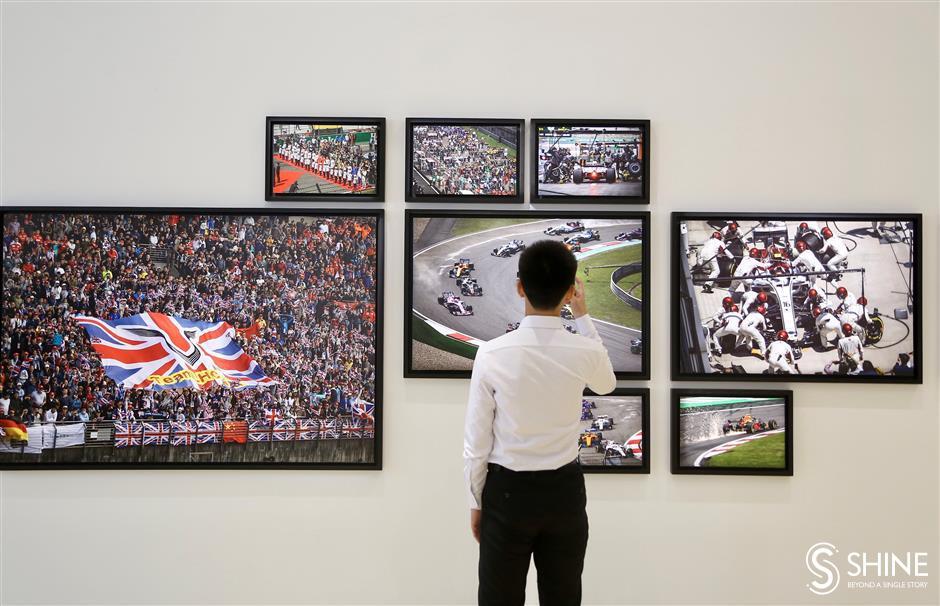 Sporting spectacular photo exhibit opens