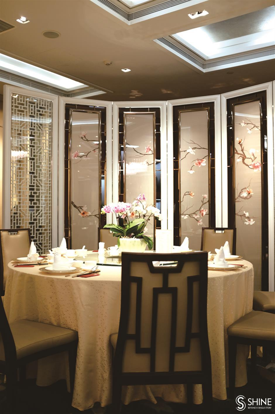 Seventh Son is a Michelin star in Cantonese dining
