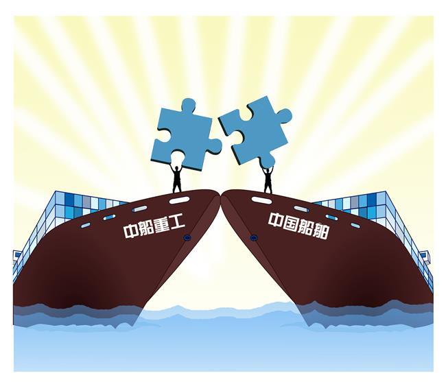 Merger between CSSC&CSIC