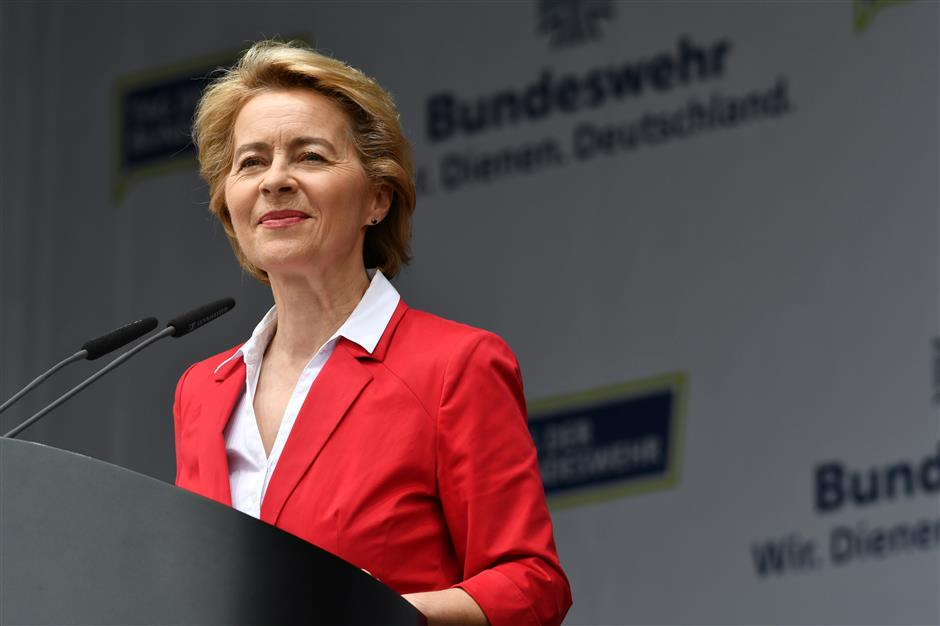 EU leaders strike deal to give two top jobs to women